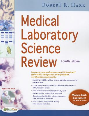 Medical Laboratory Science Review By Harr, Robert